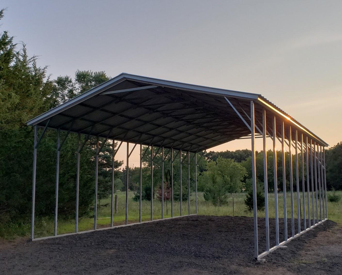 American Steel Carports Indiana 2022